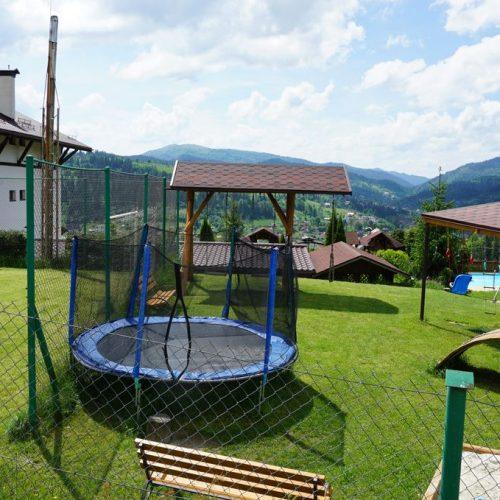 Детская площадка - фото 1