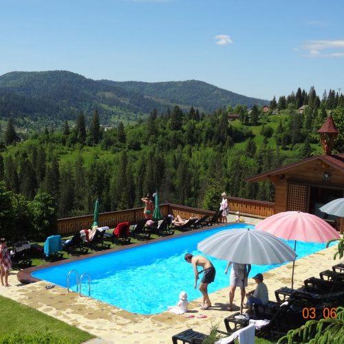Открытый бассейн - фото 2