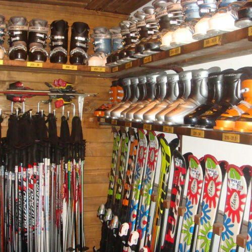 Прокат горнолыжного снаряжения - фото 2