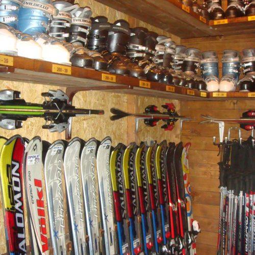 Прокат горнолыжного снаряжения - фото 1