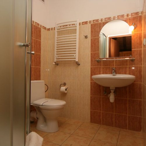 Standart - view bathroom