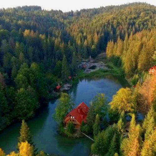 Khaschovanske (Vita) lake
